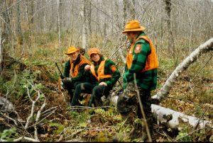 Hunting partners - 3