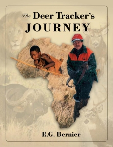 Deer Tracker's Journey Front Cover final copy