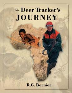 Deer Tracker's Journey Front Cover final copy